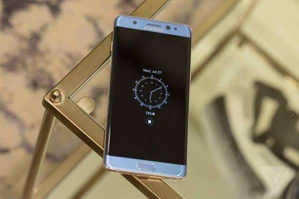 三星Galaxy Note 7将在8月19日开始出货的照片 - 5