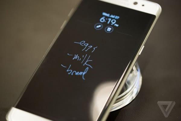 三星Galaxy Note 7将在8月19日开始出货的照片 - 6