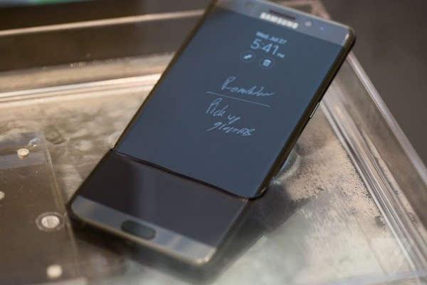 三星Galaxy Note 7将在8月19日开始出货的照片 - 7