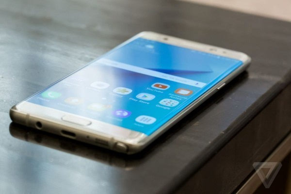 三星Galaxy Note 7将在8月19日开始出货的照片 - 10