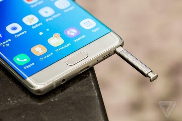 三星Galaxy Note 7将在8月19日开始出货的照片 - 11