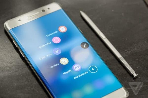 三星Galaxy Note 7将在8月19日开始出货的照片 - 19