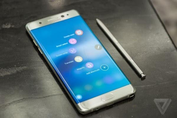 三星Galaxy Note 7将在8月19日开始出货的照片 - 20