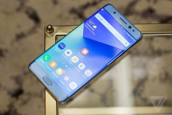 三星Galaxy Note 7将在8月19日开始出货的照片 - 25