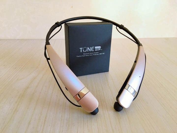 lg tone pro 立体声蓝牙耳机hbs-760测评