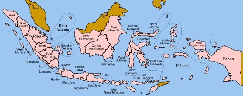 作为世界上岛屿最多的国家,印尼的城市发展较为滞后,政府在基础