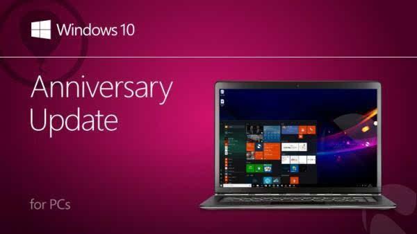 Windows 10 周年更新今日起正式开放下载的照片 - 1