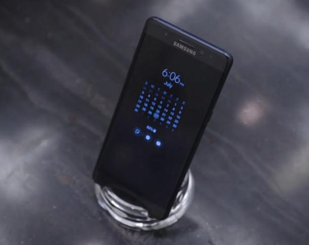 大屏机皇首秀:三星Galaxy Note7上手视频的照片 - 6