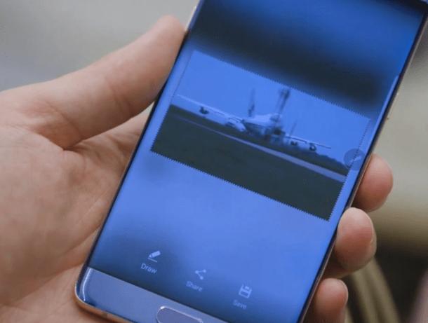 大屏机皇首秀:三星Galaxy Note7上手视频的照片 - 11