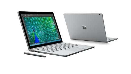 微软Surface Book 2或推迟发布:设计有问题的照片