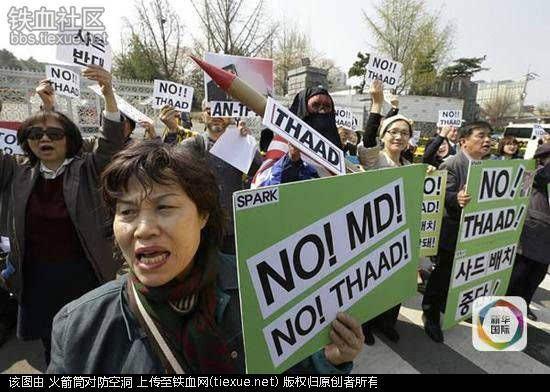 看看韩国网民对中国禁韩的新闻评论 中国网友