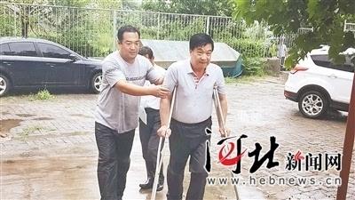 赞皇县民政局局长郝天顺:奔波为民不停歇