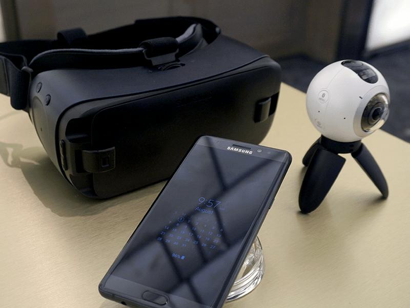 三星Galaxy Note 7体验:Android手机的新标杆的照片 - 15