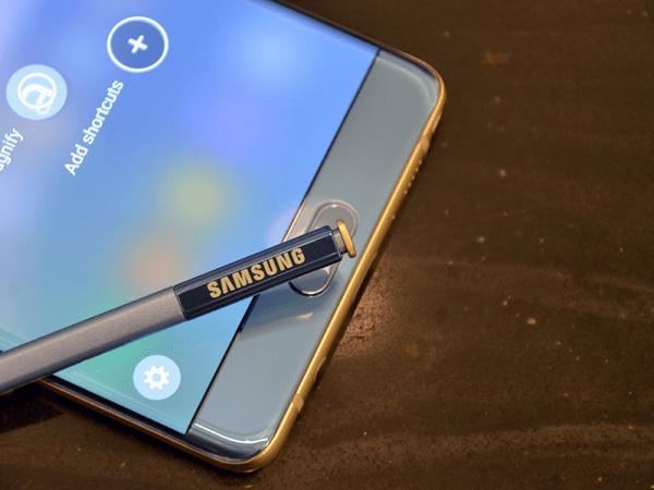 三星Galaxy Note 7体验:Android手机的新标杆的照片 - 5