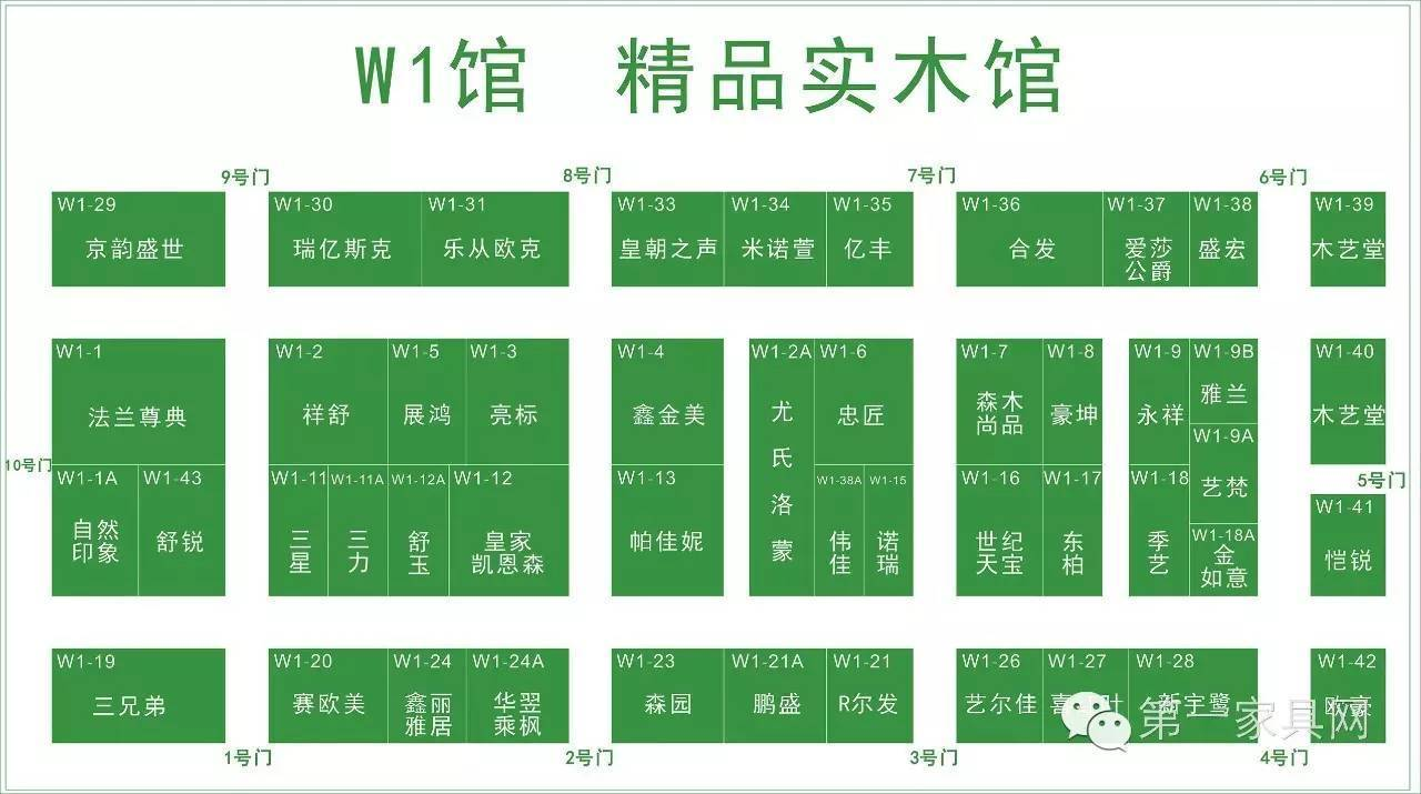 第五届沈阳家博会看展必备资料!图片