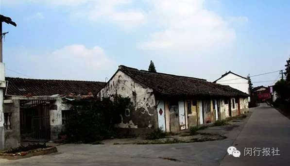 闵行 | 两大中国传统村落保护规划公示,找回失