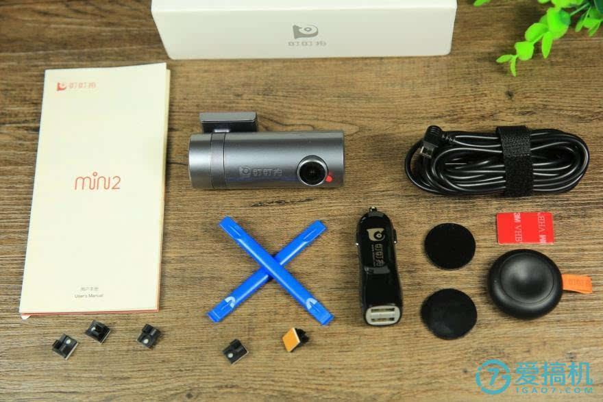 你的随车专属摄影师~盯盯拍mini2智能行车记录仪评测!图片