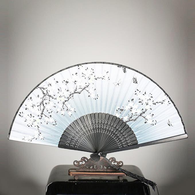 7.青花瓷油纸伞.