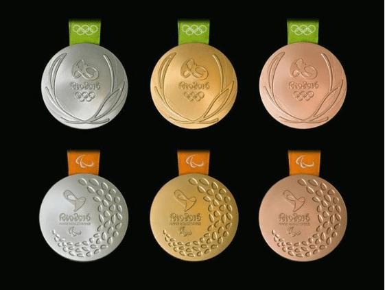 运动会奖牌设计图案