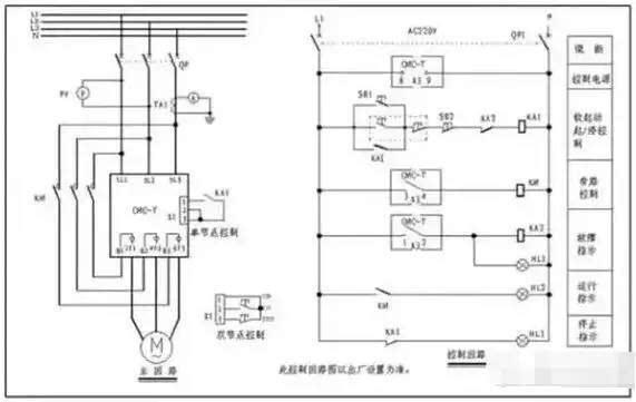 软启动器接线图文大全!-搜狐