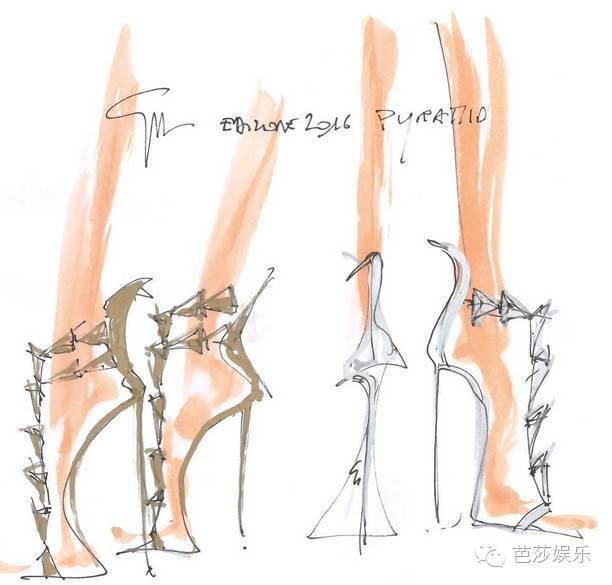 每日星范|王鸥宋佳蔡依林一起穿罗马鞋,这个贝罗尼视频图片
