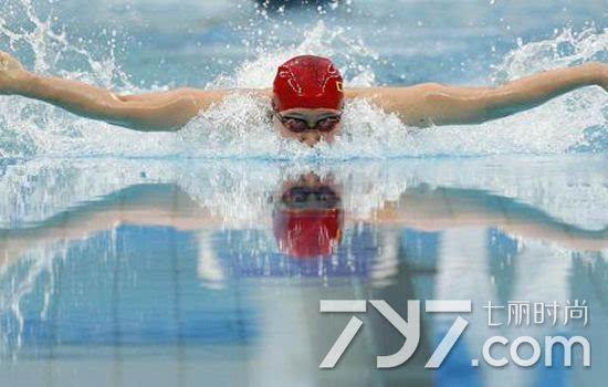 游泳什么姿势最减肥 不同泳姿对应不同部位