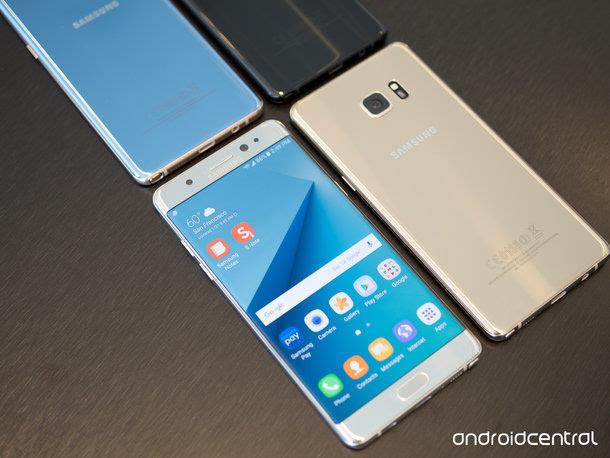 Galaxy Note 7国行新增6G内存+128GB储存版本的照片 - 1