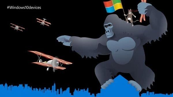 """微软开发者博客为你揭晓""""忍者猫""""吉祥物诞生始末的照片 - 4"""