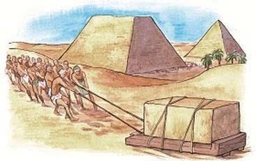 神奇的金字塔:修建之谜