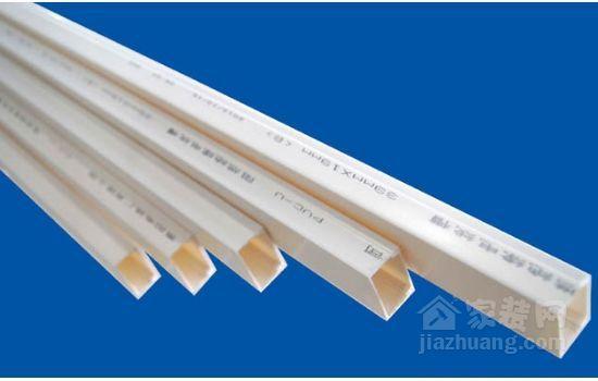 线槽分类,线槽安装方法