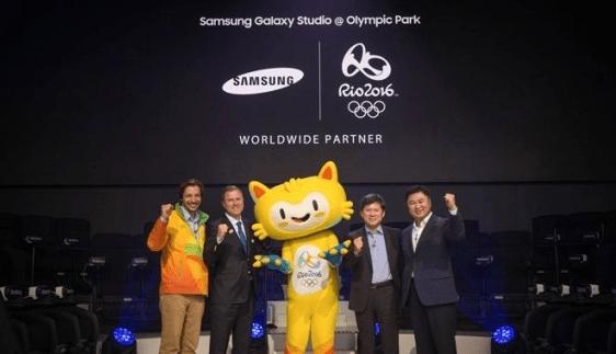 获得2016年里约奥运会VR独播权,能给三星带来什么?的照片