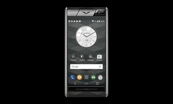 """Vertu发布4200美元""""廉价""""手机:支持无线充电的照片 - 2"""