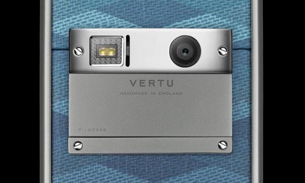 """Vertu发布4200美元""""廉价""""手机:支持无线充电的照片 - 4"""