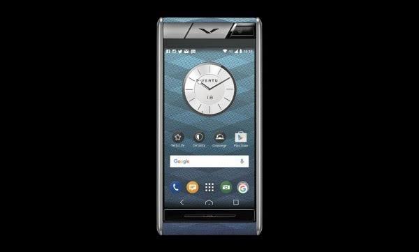 """Vertu发布4200美元""""廉价""""手机:支持无线充电的照片 - 5"""