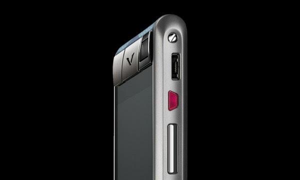 """Vertu发布4200美元""""廉价""""手机:支持无线充电的照片 - 6"""