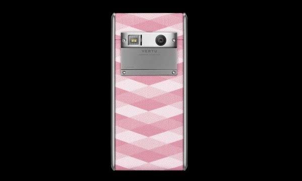 """Vertu发布4200美元""""廉价""""手机:支持无线充电的照片 - 8"""