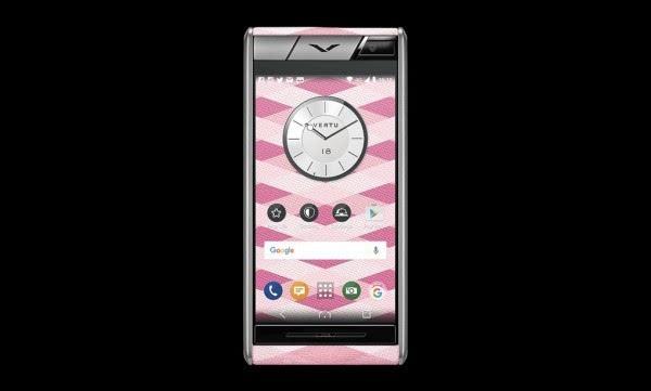"""Vertu发布4200美元""""廉价""""手机:支持无线充电的照片 - 10"""