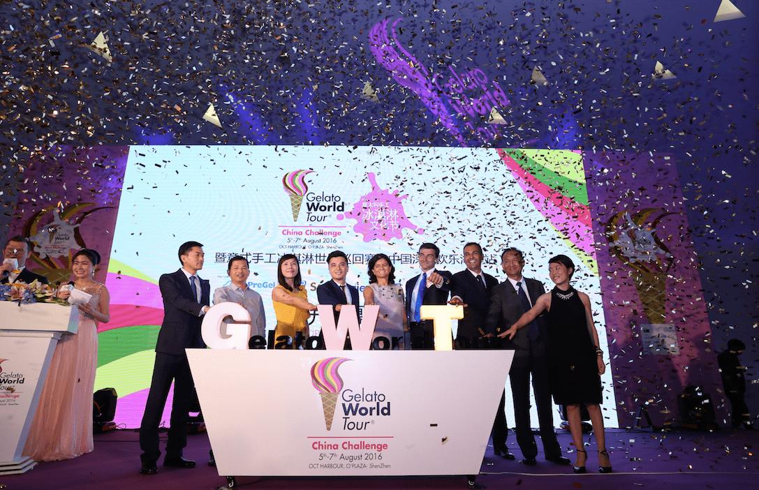 回赛深圳站盛大开幕历经全球10个国家,超过百万人次参与的全球