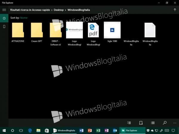 Windows 10全新文件资源管理器曝光?的照片 - 3