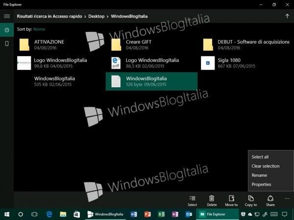 Windows 10全新文件资源管理器曝光?的照片 - 5