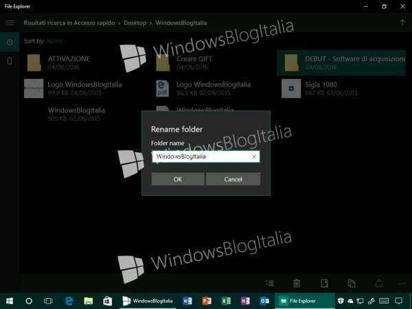 Windows 10全新文件资源管理器曝光?的照片 - 7