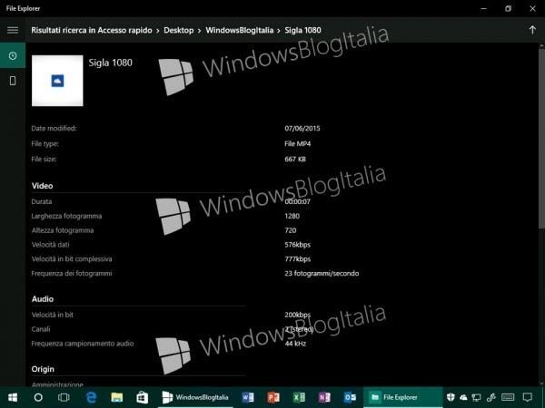 Windows 10全新文件资源管理器曝光?的照片 - 8
