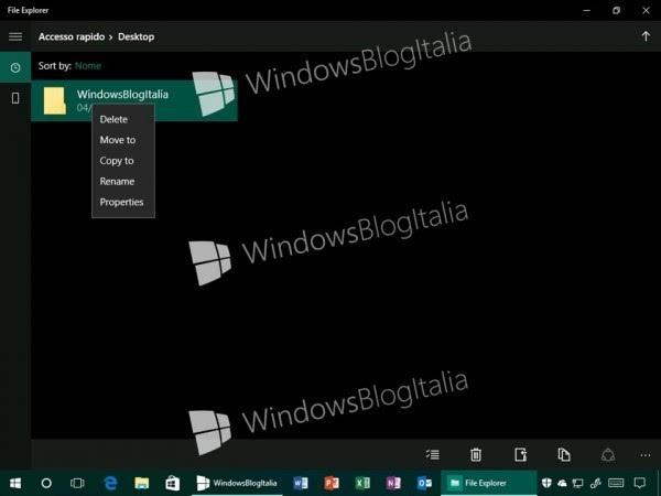 Windows 10全新文件资源管理器曝光?的照片 - 11