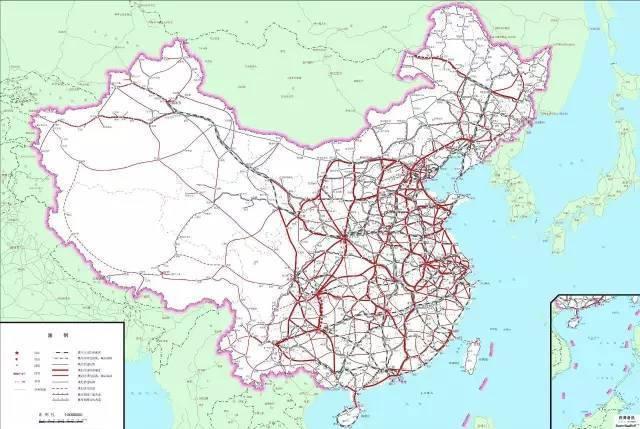 湖南铁路规划_(湖南铁路规划部分)