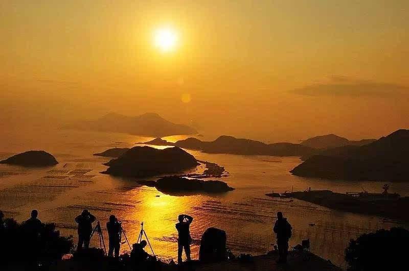 东南最美海岸艳惊全球,不在温州不在台州,在你
