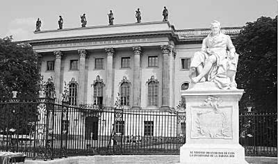 士的教育改革与柏林大学图片