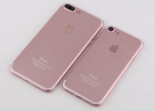 iPhone 7和7 Plus玫瑰金真机出现的照片 - 1
