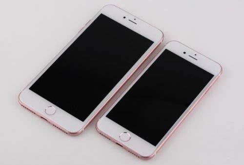 iPhone 7和7 Plus玫瑰金真机出现的照片 - 2