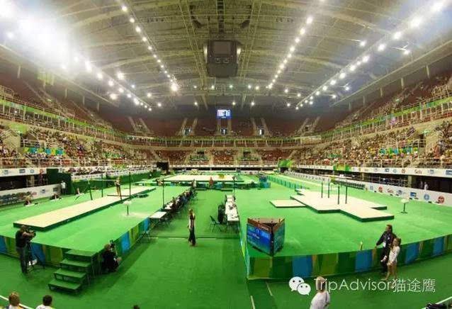 看点:中国体操梦之队的华丽展现
