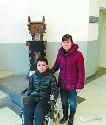 人物故事|矣晓沅:坐着轮椅上清华的玉溪小伙,快